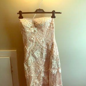 Dress size 10. Sue Wong. Never worn